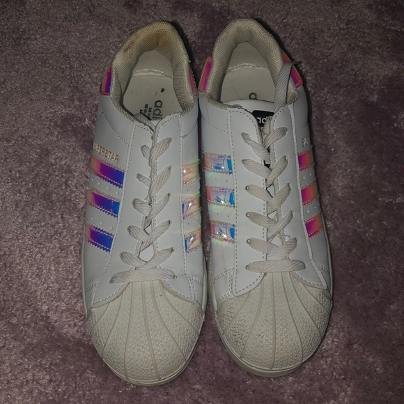 adidas Shoes | Holographic Superstar